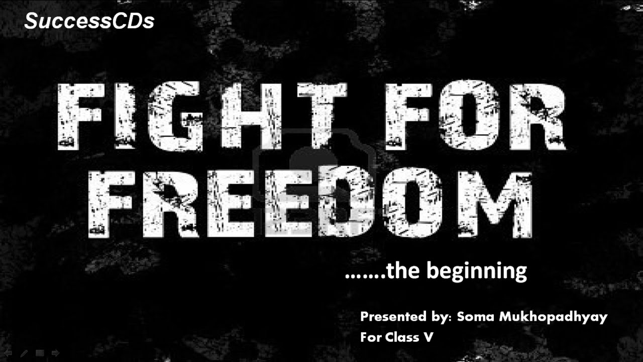 fight for freedom Slavery fight for freedom during the course of the slave trade millions of africans became involuntary immigrants to the new world some african captives resisted enslavement by fleeing from slave forts on the coast of west african.