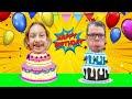 ANIVERSÁRIO SURPRESA da MARIA CLARA e do PAPAI |Happy Birthday Video Collection Família MC Divertida