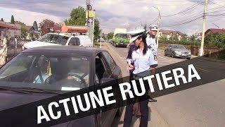Acțiune rutieră IPJ Suceava