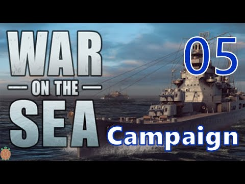 War on the Sea - U.S. Campaign - 05 - Dauntless Dive Bomber Attack
