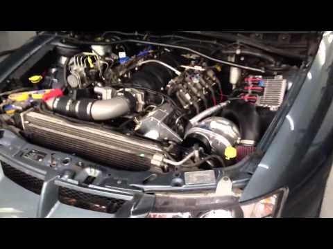 VZ 6lt LS2 Auto - ProCharged = 340 rwkw