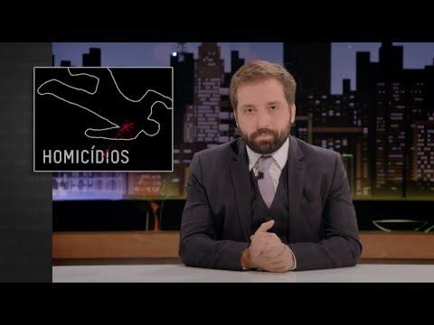 GREG NEWS com Gregório Duvivier | Violência