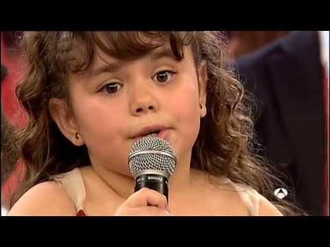 Lucía García Sorprende Cantando Nessun Dorma (final Primer Programa Apoteosico)