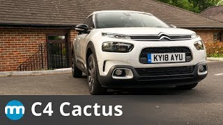 2018 Citroen C4 Cactus PureTech 130 Review! New Motoring