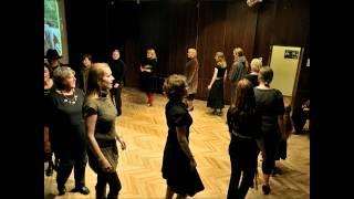 Folkloras kopa  Skandinieki Rakstniecības un  mūzikas muzejā.Rīga.30.05.2012.