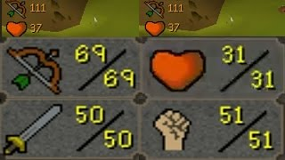 Building the Best Rusher in OSRS (Low HP Ballista/Gmaul)