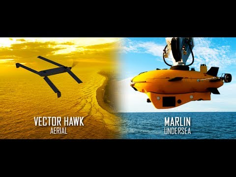 Lockheed Martin Conducts First Underwater Unmanned Aircraft Launch from Unmanned Underwater Vehicle