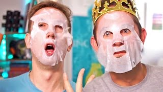 Fat Face Mask!? | 6 Strange Dollar Store Items