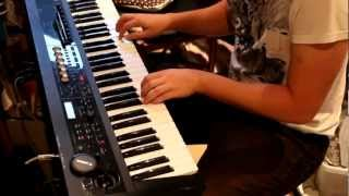 """Not Giving In"" Rudimental Piano Cover (featuring John Newman and Alex Clare)"