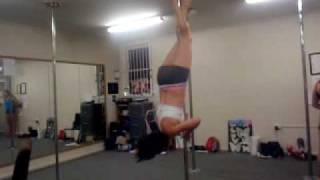 pole dance - arial combo 2