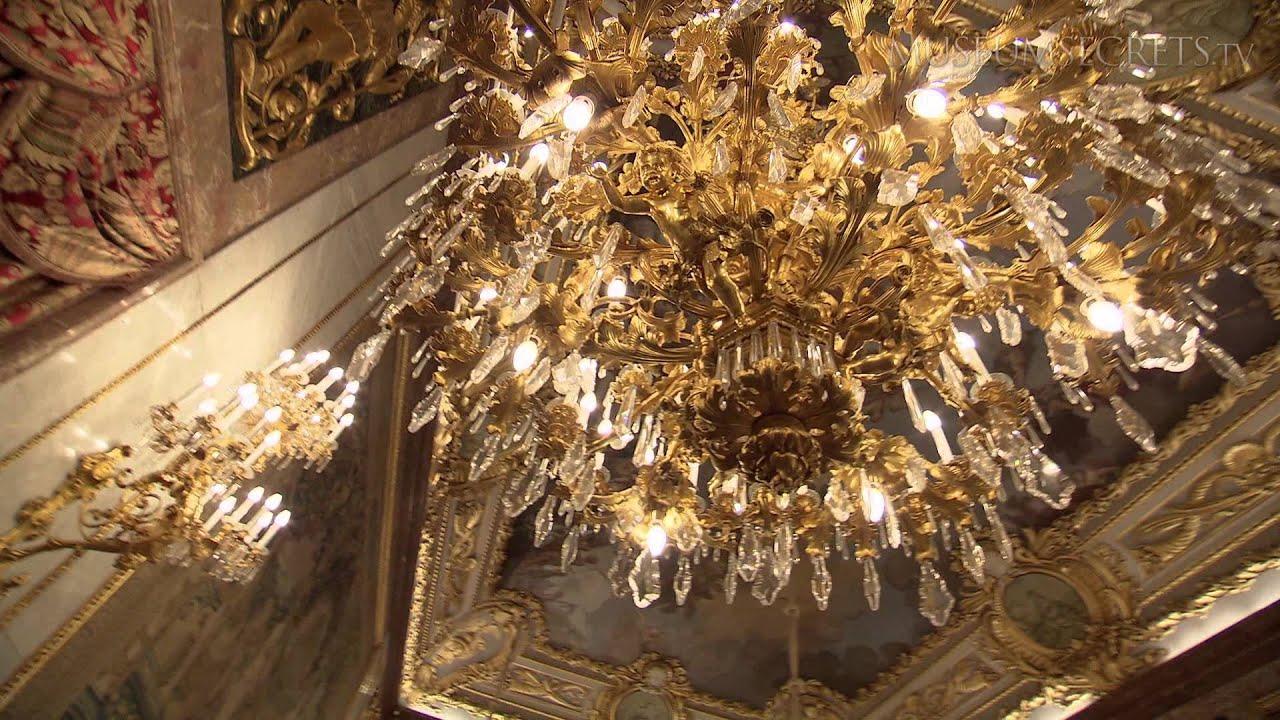 Museum Secrets Inside The Palacio Real Madrid Trailer