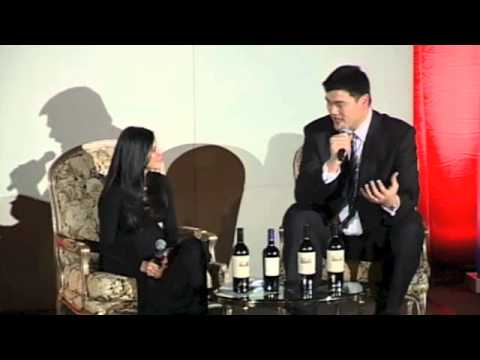 Lisa Ling Interviews Yao Ming