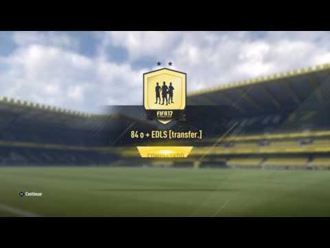 NUEVO SBC | IF MEDIA 84 O + TRANSFERIBLE CUALQUIER EDLS | FIFA 17 | ZIVANX