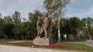 Золотая осень в Волгограде