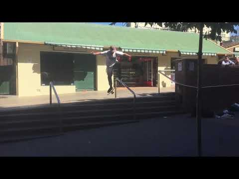 Sydney skateboarding -Lachy Handel best of 2018 clips