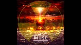 Muse - Apocalypse Please (cover piano/voix)
