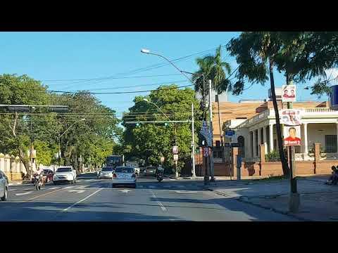 Avenida Mariscal López - Asunción - Paraguay