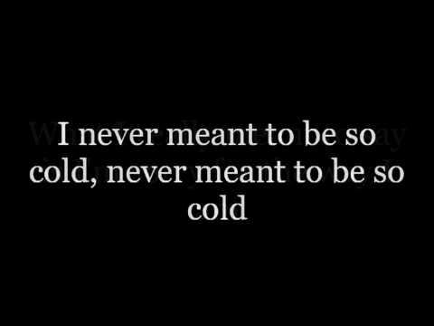 Crossfade - Cold (Lyrics)