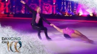 Amani widmet Timur einen außergewöhnlichen und emotionalen Eistanz | Finale | Dancing on Ice | SAT.1