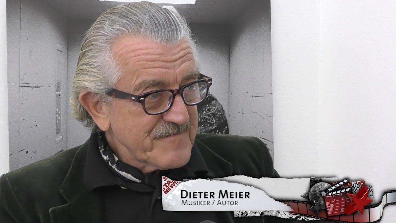 Star news dieter meier liest und singt galerie museum for Dieter meier