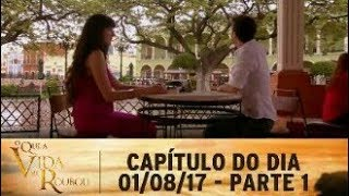 Video O Que a Vida Me Roubou - Capítulo 132 - Terça ( 1/08/17 ) Parte 1/4 download MP3, 3GP, MP4, WEBM, AVI, FLV Agustus 2017