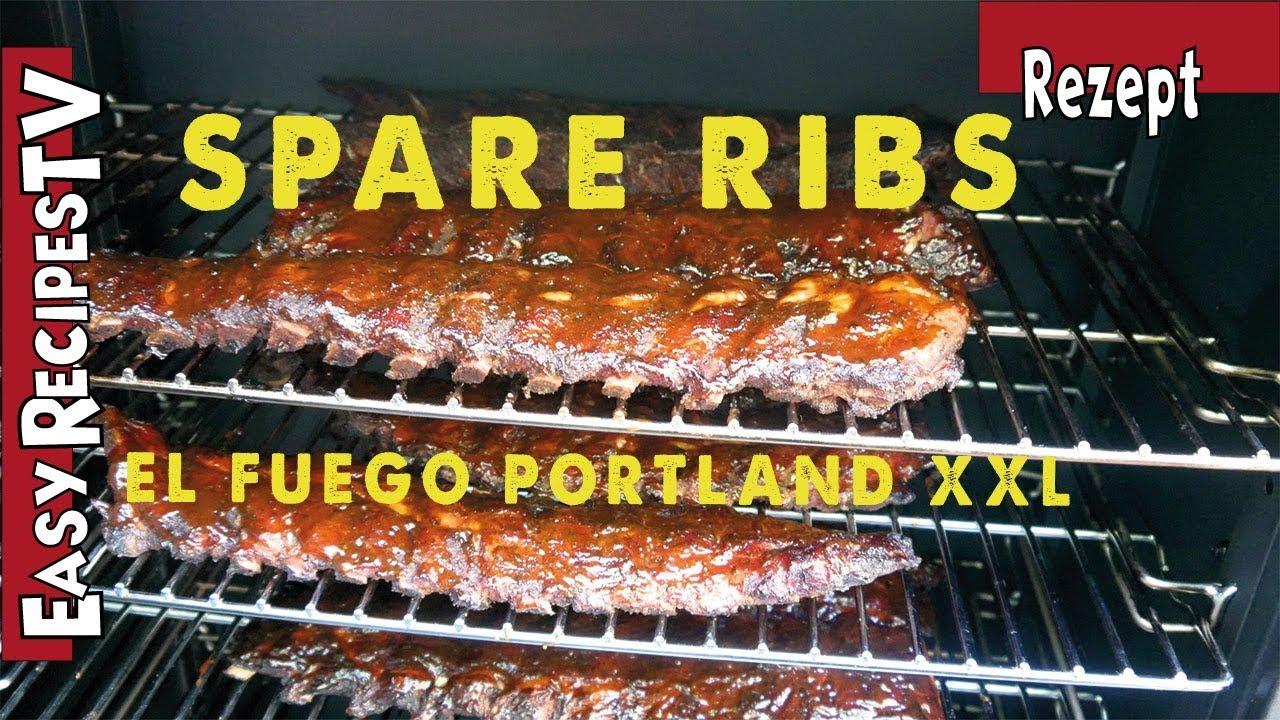 Spareribs Gasgrill Wieviel Grad : Spare ribs aus dem el fuego portland xxl youtube