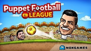 Puppet Football League Spain Android Gameplay [HD]