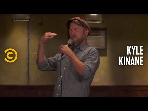 Random Movie Pick - Kyle Kinane - I Liked His Old Stuff Better - Drinking in the Shower YouTube Trailer