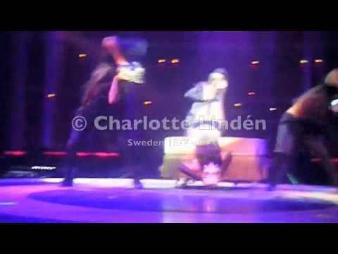 Britney Spears - Freakshow (Sweden 13/7-09)