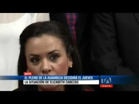 Noticias Ecuador: 24 Horas 16042019 Emisión Central - Teleamazonas