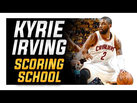 Kyrie Irving Scoring School: Best Basketball Moves