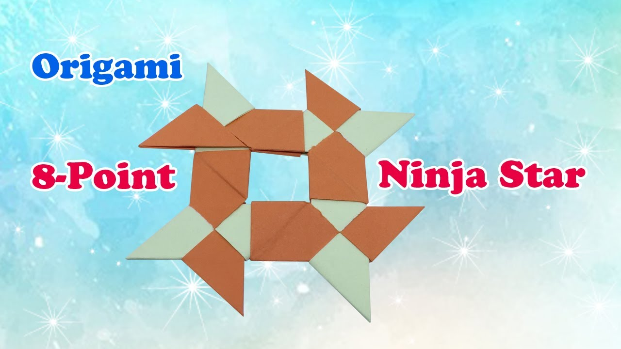 Origami Sword Diagram Http Wwworigamimakecom Easyorigamisword How To Make A Modular Star 8 Points