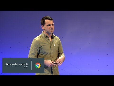 Web Payments (Chrome Dev Summit 2016)