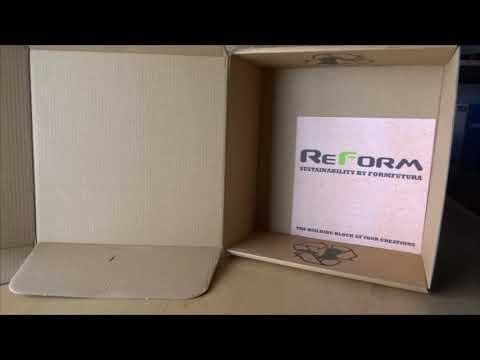 ReForm - rPLA | Formfutura review 2 [GR]