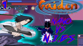 ROBLOX Gaiden OA - Nano vs NIG #1- Enter PVP