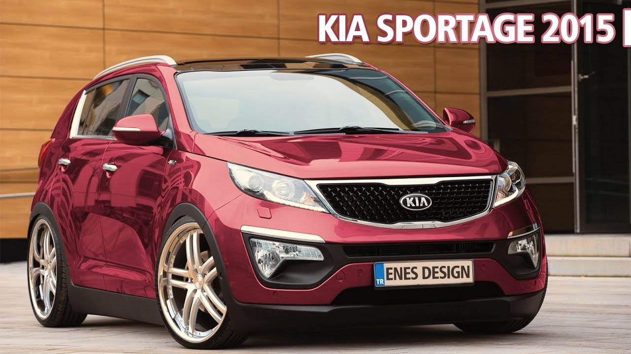 kia sportage 2015 virtual car tuning adobe photoshop cs6. Black Bedroom Furniture Sets. Home Design Ideas
