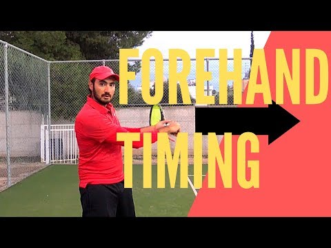 3 tips that will help your forehand timing
