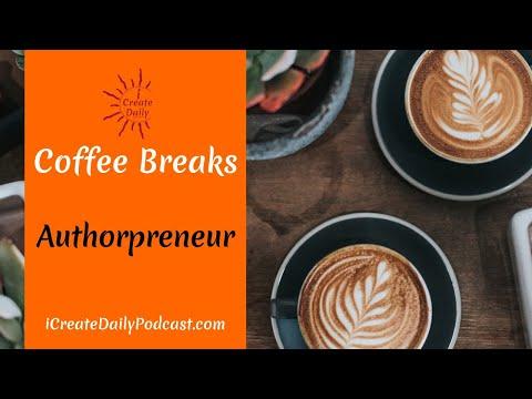 Authorpreneur - Coffee Break