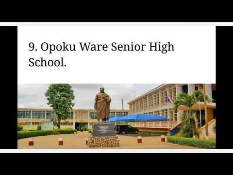 14 MOST BEAUTIFUL HIGH SCHOOLS IN GHANA