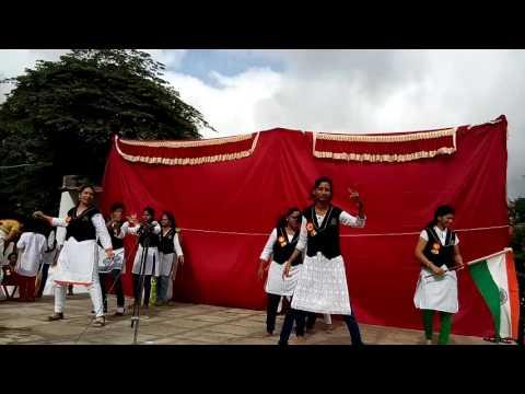 Independence Day Celebration @Shiksha Veritas High School, 2016