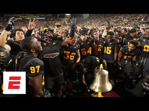 College Football Highlights: Arizona State upsets Michigan State on last-second FG | ESPN