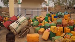 DITIB Ayasofya Camii Rüsselsheim Afrika'da acilan Su Kuyulari / 2017 Burkina Faso