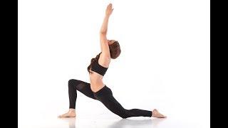 DivaYoga Тестовый урок по йоге. Часть 2