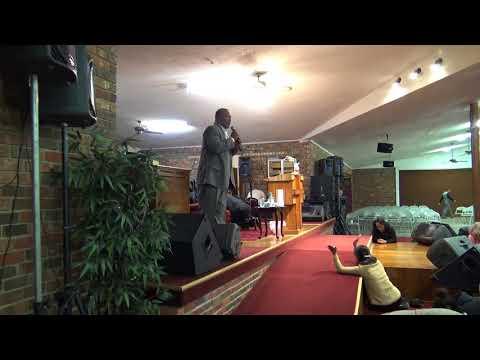 12-17-17 pm 5 Brother David Terrell Bangs Texas