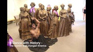 kaleidoscope dance theatre womens rights national historical park overview