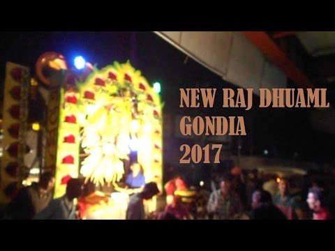NEW !! RAJ DHUMAL GROUP GONDIA 2017 (Airtel song)