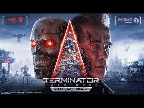 Terminator Genisys Future War (by Plarium) - iOS/Android - 1080p HD Gameplay Trailer