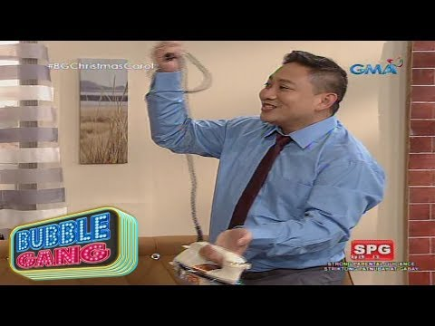 Bubble Gang: Maribel presents Agent Bobby