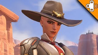 WTF? Ashe is BALD? Overwatch Funny & Epic Moments 667