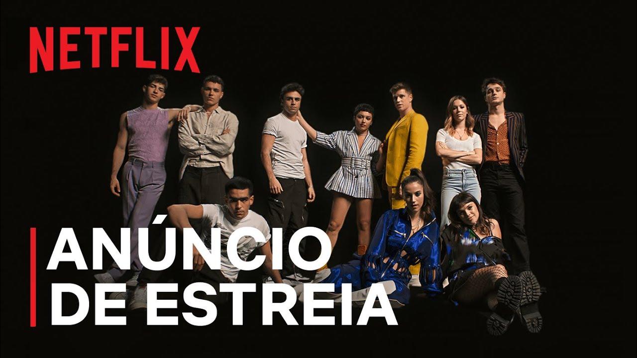 Elite: Temporada 4 | Anúncio de estreia | Netflix